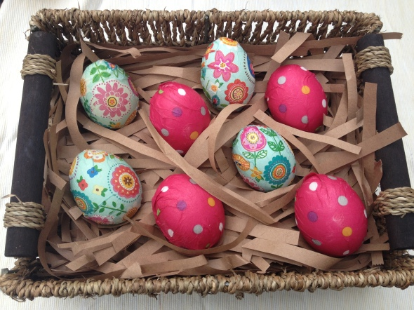 Easter Eggs: A Broad Cooking