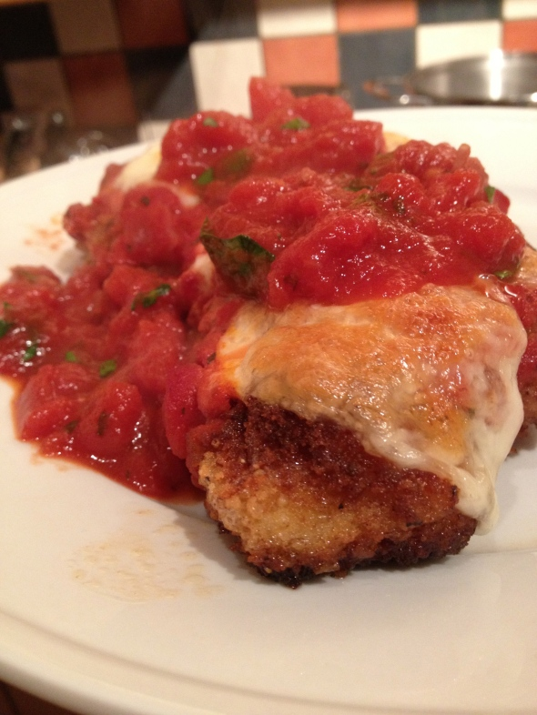 Perfect Chicken Parmesan: A Broad Cooking