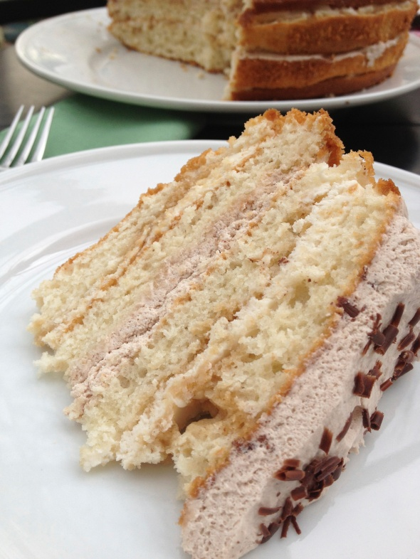 Tiramisu Cake: A Broad Cooking