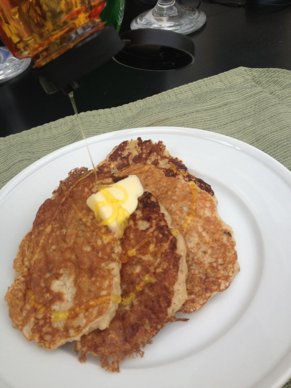Oatmeal Banana Pancakes: A Broad Cooking