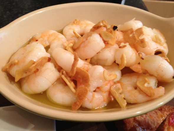 Gambas al Ajillo: A Broad Cooking
