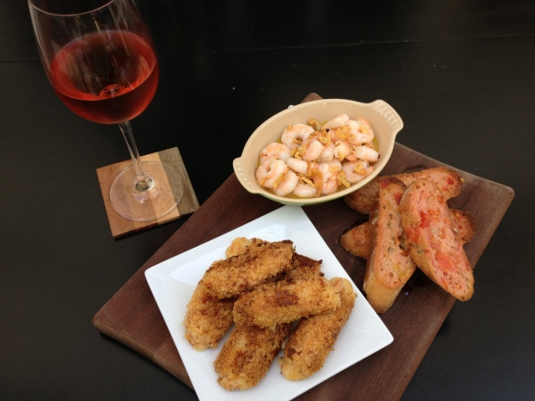 Perfect Tapas for Two: A Broad Cooking