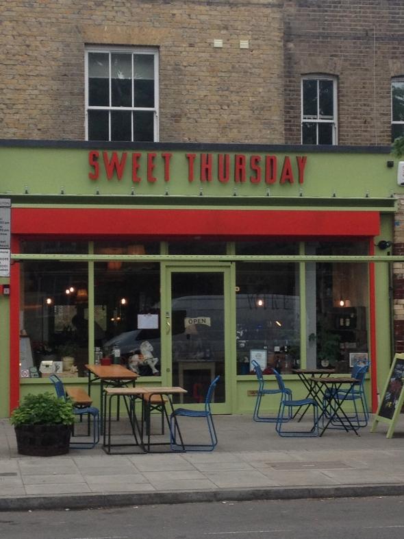 Sweet Thursday, London