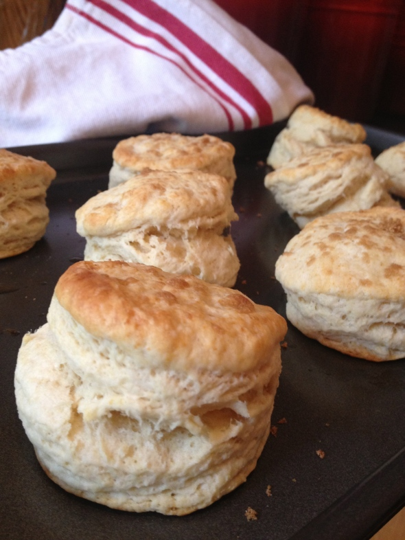 Shortbread biscuits: A Broad Cooking