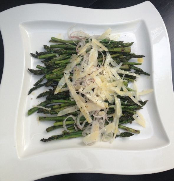 Grilled Asparagus Salad: A Broad Cooking