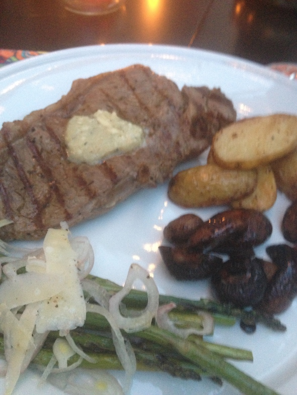 Grilled Dinner Party Menu: A Broad Cooking