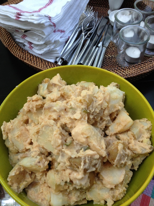 Classic Picnic Potato Salad: A Broad Cooking