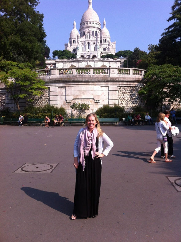 A Day in Paris: A Broad Cooking