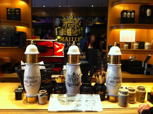 Maille Mustard Shop Paris
