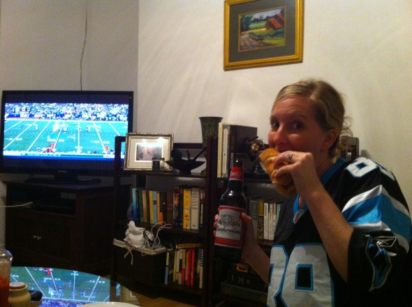 Go Panthers! A Broad Cooking.com