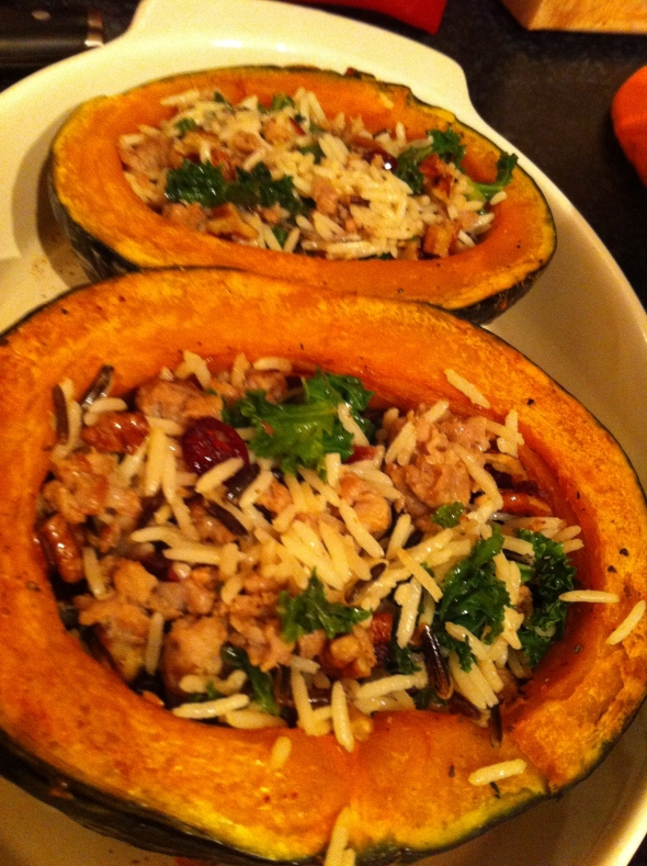 Stuffed Squash: A Broad Cooking