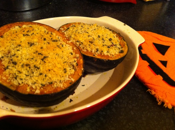 Sausage Stuffed Squash: A Broad Cooking