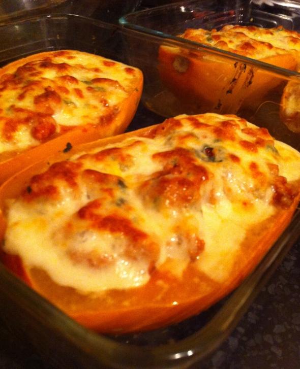 Spaghetti Squash Lasagna: A Broad Cooking