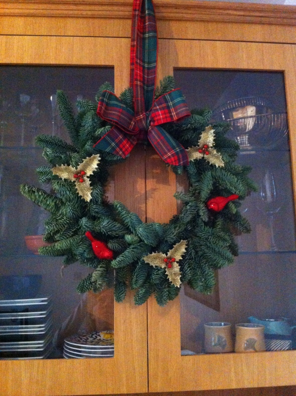 Christmas Decor 2013: A Broad Cooking
