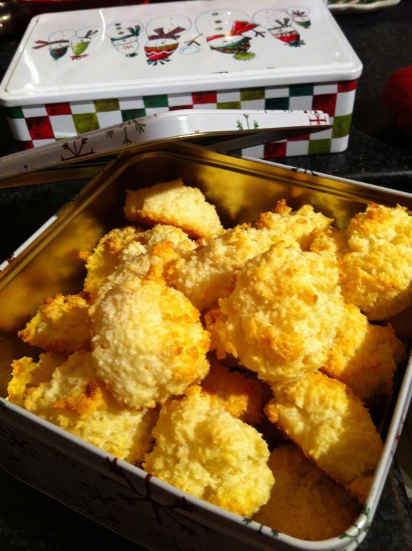 Ina Garten's Coconut Macaroons: A Broad Cooking