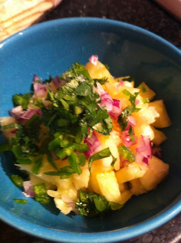 Pineapple Salsa: A Broad Cooking