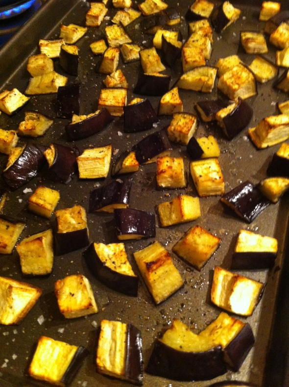 Roasted Eggplant: A Broad Cooking