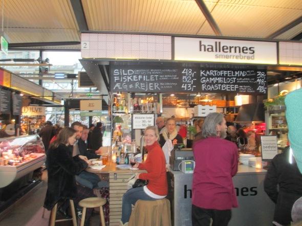 Torvehallerne Market Copenhagen: A Broad Cooking