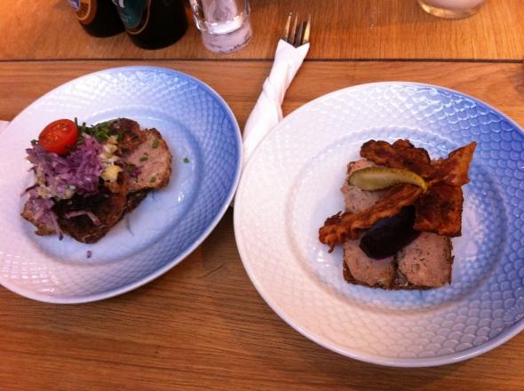 Smorrebrod @ Torvehallerne Market: A Broad Cooking